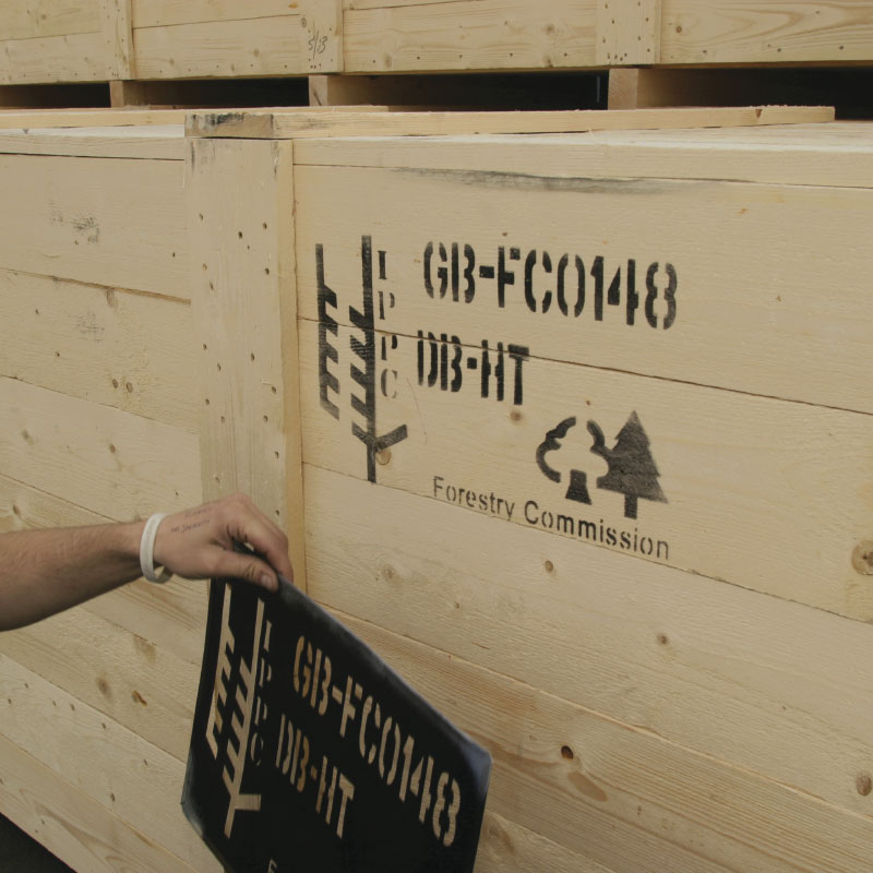Export Timber Packaging