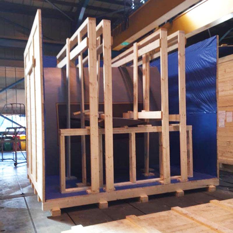 Bespoke Timber Crates