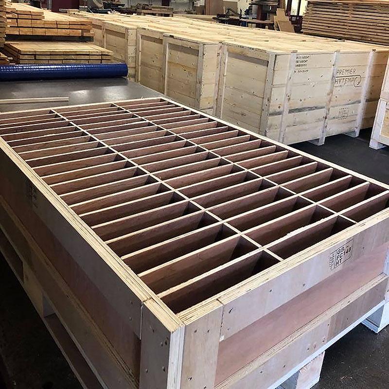 Bespoke Timber Packaging